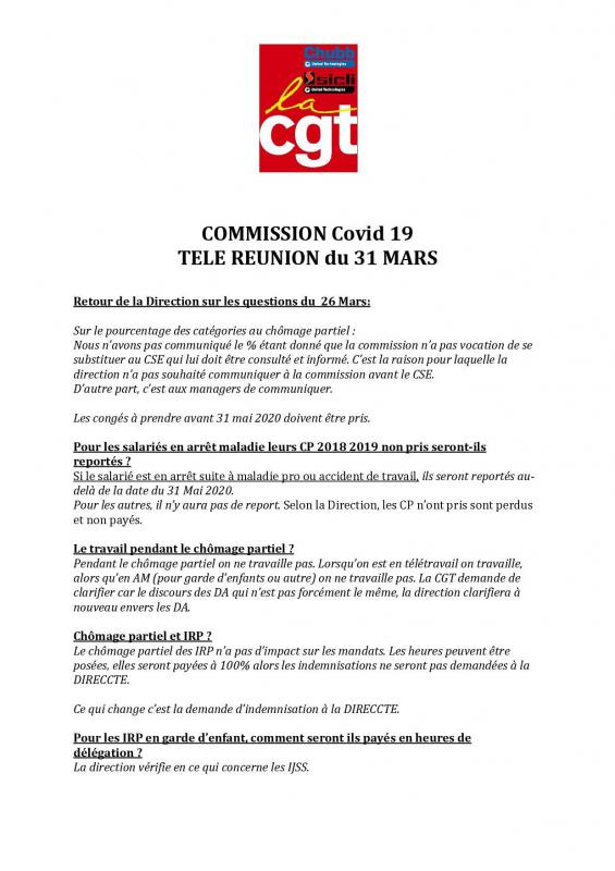 Compte rendu de la telereunion du cse restreint du mardi 31 cff2 vkz3 11